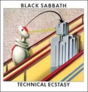 Technical Ecstasy - Vinile LP di Black Sabbath