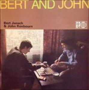 Bert and John - Vinile LP di Bert Jansch,John Renbourn