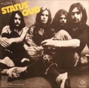 The Best of - Vinile LP di Status Quo