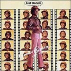 Just Dennis - Vinile LP di Dennis Brown