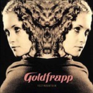 Felt Mountain - Vinile LP di Goldfrapp