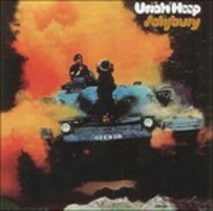 Salisbury - Vinile LP di Uriah Heep