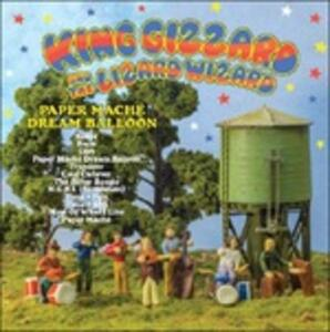 Paper Mache Dream Baloon - Vinile LP di King Gizzard & the Lizard Wizard