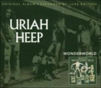 Wonderworld - Vinile LP di Uriah Heep