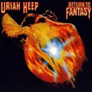 Return to Fantasy - Vinile LP di Uriah Heep