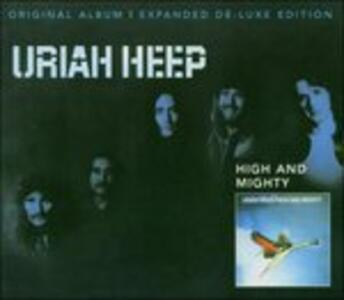 High and Mighty - Vinile LP di Uriah Heep