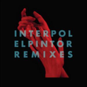 El Pintor Remixes - Vinile LP di Interpol