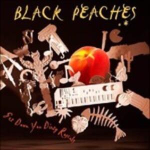Get Down You Dirty Rascals - Vinile LP di Black Peaches