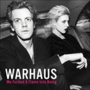 We Fucked a Flame Into Being - Vinile LP di Warhaus