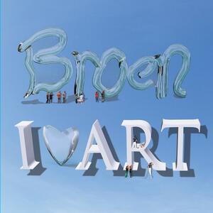 I <3 Art - Vinile LP di Broen
