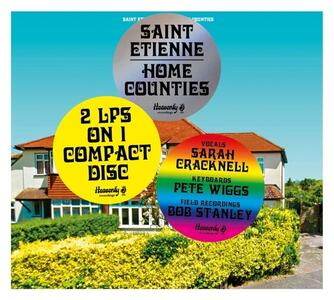 Home Counties - Vinile LP di Saint Etienne