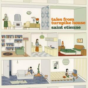 Tales from Turnpike House - Vinile LP di Saint Etienne