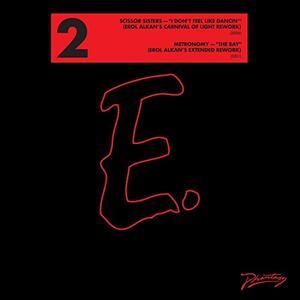 Reworks Volume 1 Disc 2 - Vinile LP di Erol Alkan