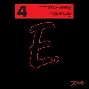 Reworks Volume 1 Disc 4 - Vinile LP di Erol Alkan