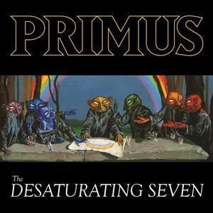 The Desaturating Seven - Vinile LP di Primus