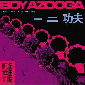 1, 2, Kung Fu! - Vinile LP di Boy Azooga
