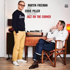 Martin Freeman and Eddie Pille - Vinile LP di Eddie Piller,Martin Freeman