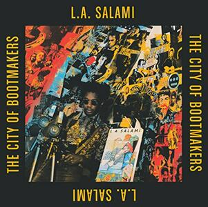 The City of Bootmakers - Vinile LP di L.A. Salami