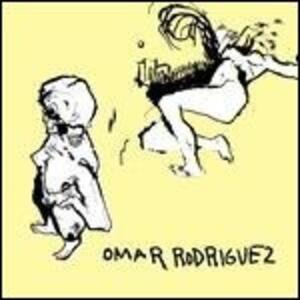 Omar Rodriguez - Vinile LP di Omar Rodriguez