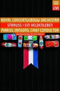 Richard Strauss. Ein Heldenleben. Vita d'eroe - DVD