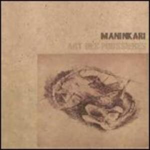 Art des Poussieres - Vinile LP di Maninkari