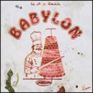 Babylon - Vinile LP di Le Singe Blanc