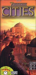 Espansione per 7 Wonders. Cities