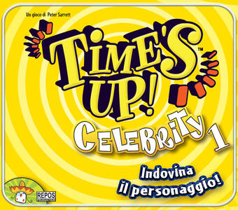 Time's Up! Celebrity 1
