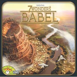 7 Wonders Babel (Espansione per 7 Wonders)