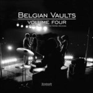 Belgian Vaults vol.4 - Vinile LP + CD Audio