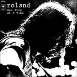 One Step at a Time - Vinile LP di Roland