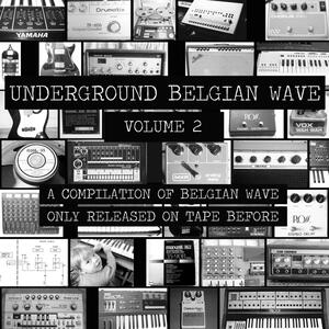 Underground Belgian Wave vol.2 - Vinile LP