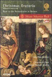 Locandina Christmas Oratorio - Oratorio di Natale
