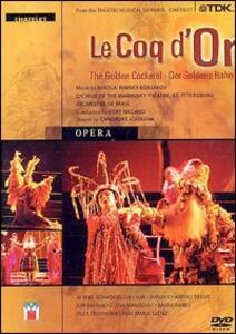 Nikolai Rimsky-Korsakov. Le Coq d'or di Isao Takashima - DVD