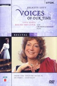 Voices of our time. Felicity Lott. Night and Day (DVD) - DVD