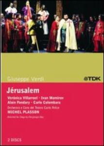 Giuseppe Verdi. Jérusalem (2 DVD) di Piergiorgio Gay - DVD