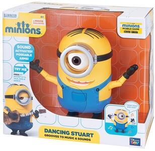 Minions Dancing Stuart - 2