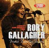Vinile Drinkin' Down Rory Gallagher