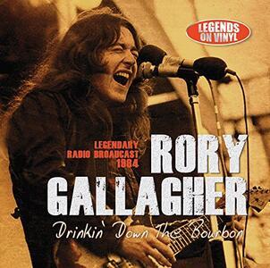 Drinkin' Down - Vinile LP di Rory Gallagher