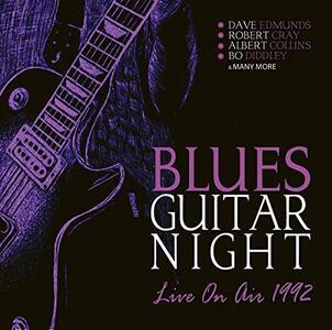 CD Blues Guitar Night. Live on Air 1992