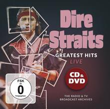 Greatest Hits Live - CD Audio + DVD di Dire Straits