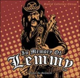 In Memory of Lemmy - Vinile LP