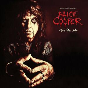 Live on Air - Vinile LP di Alice Cooper