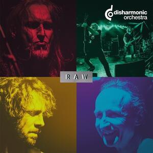 Raw - Vinile LP di Disharmonic Orchestra