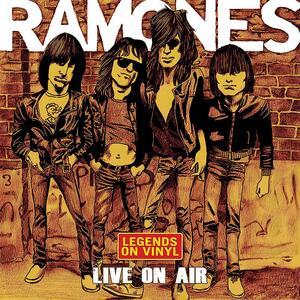 Live on Air - Vinile LP di Ramones