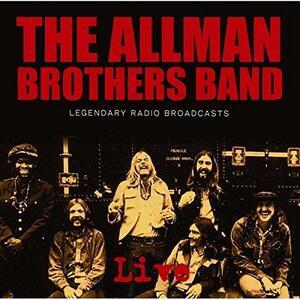 Live - Vinile LP di Allman Brothers Band