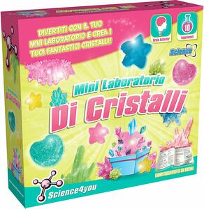 Mini Laboratorio Di Cristalli - 2