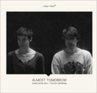 CD Almost Tomorrow Torbjorn Zetterberg Susana Santos Silva