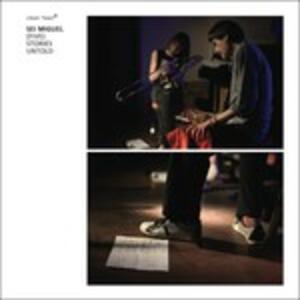 CD (Five) Stories Untold Sei Miguel