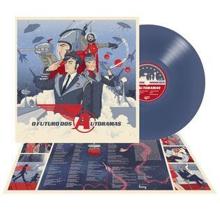 O Futuro Dos Autoramas - Vinile LP di Autoramas - 2